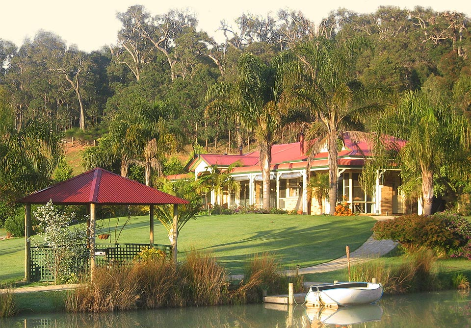 Picture Perfect Bed and Breakfast - B&B in the picturesque hills around Perth