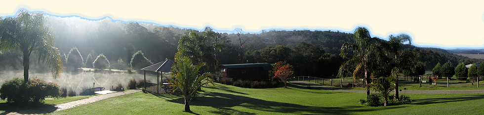 Welcome to Picture Perfect - Self contained bed and breakfast accommodation near Perth